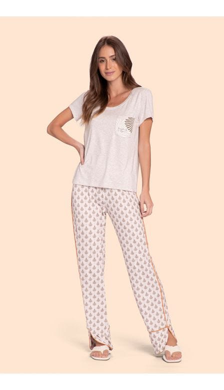 Pijama Comfort Fresh Shadows