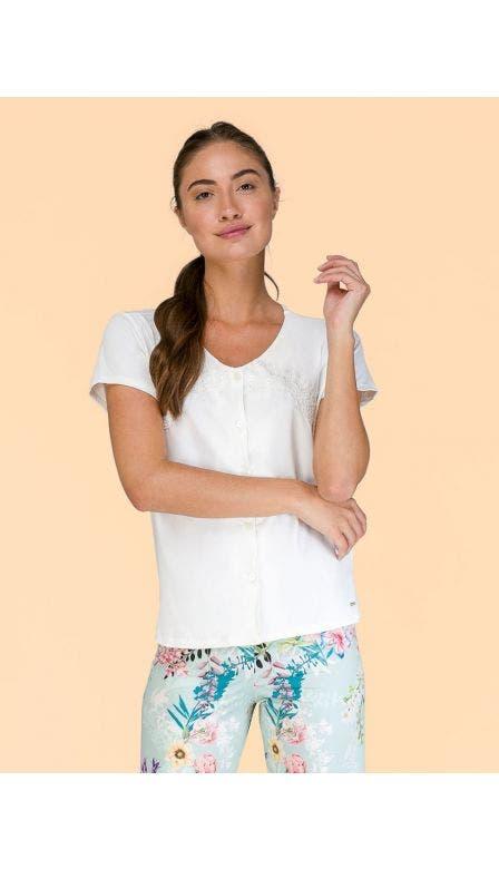 Pijama Capri Printemps