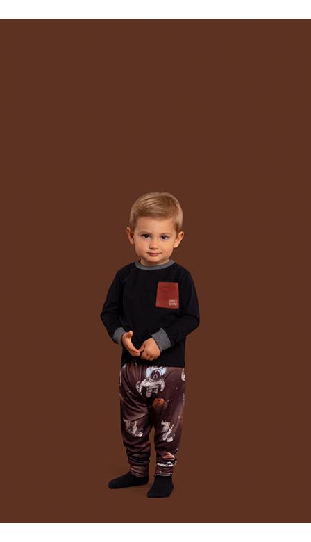 Pijama Baby Boy Petnautas