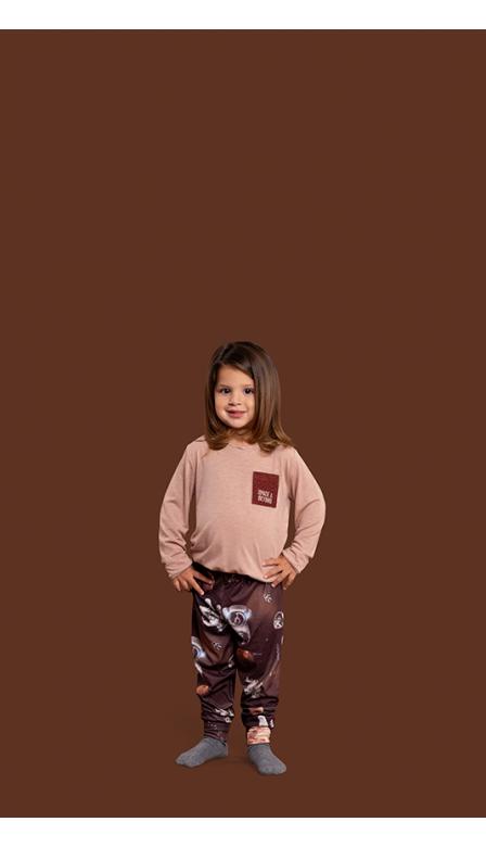Pijama Baby Girl Petnautas