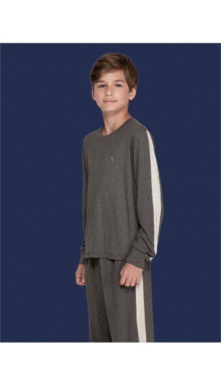 Pijama Masculino Kids Timeless