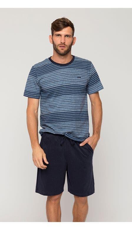 Pijama Masculino Indigo