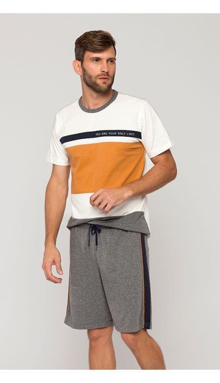 Pijama Masculino Vigia Das Marés