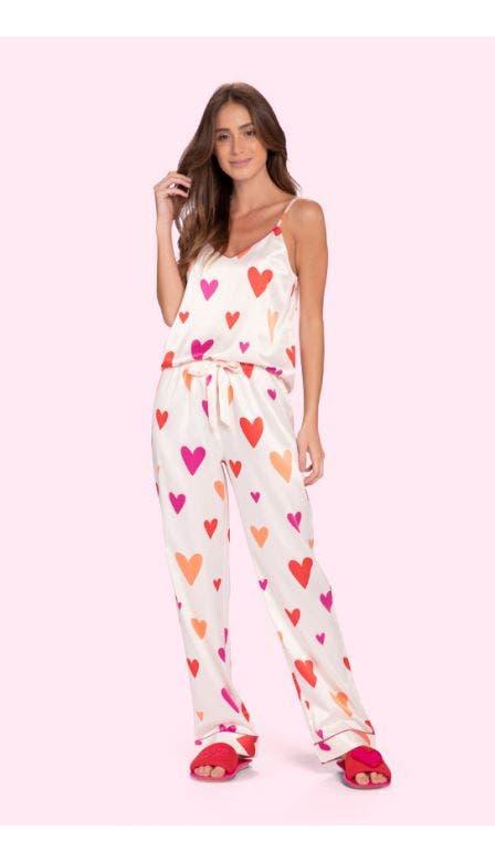 Pijama All Print Self Love