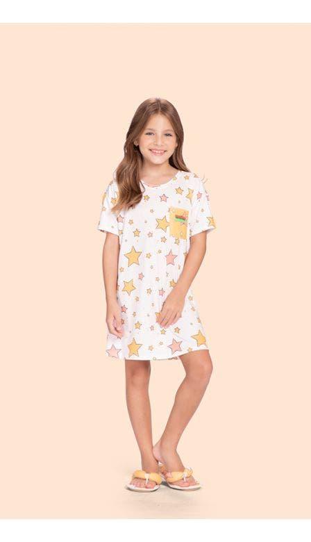 Dress Infantil Into The Stars