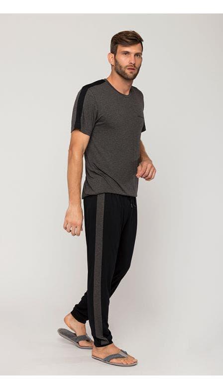 Pijama Calça Masculino Farol