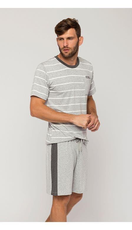 Pijama Curto Masculino Maraú