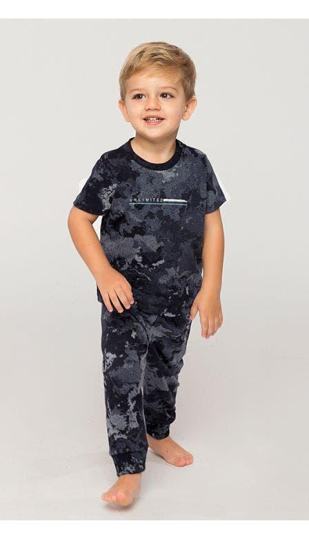 Pijama Calça Baby Atlântico