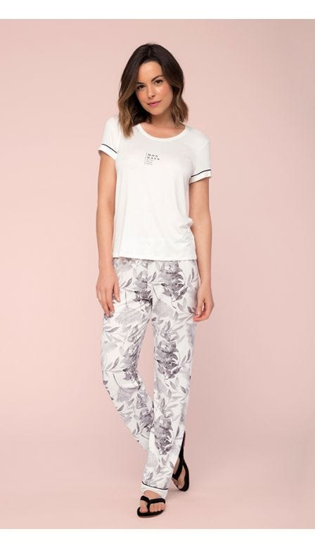 Pijama Calça Tropicália