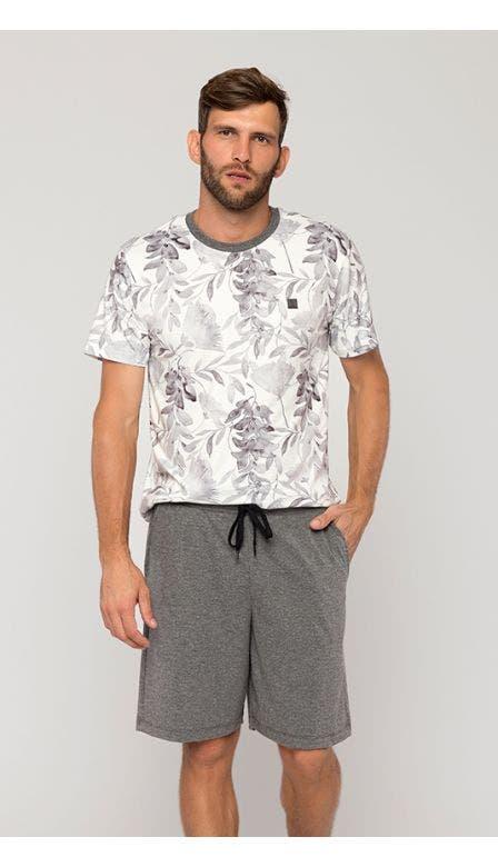 Pijama Masculino Tropicália