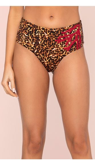 Hot Pant Costa Coral